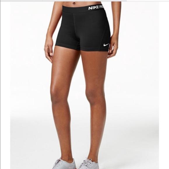 Amazonas baratas mayor selección de 2019 Nike Shorts | Womens Pro Black Compression | Poshmark
